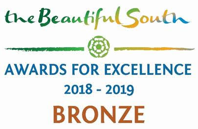 The Beautiful South Bronze Logo